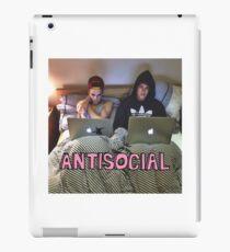 Joe and Caspar Antisocial iPad Case/Skin