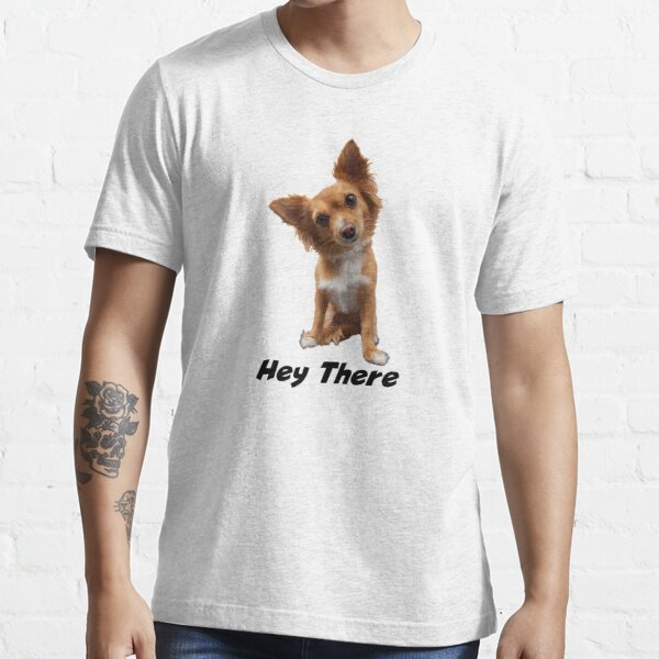 Foxy Fox Terrier bar shirt (light apparel) Essential T-Shirt