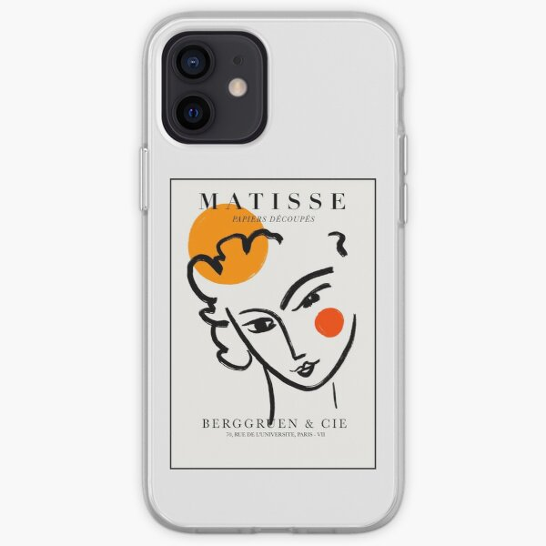 Matisse. Berggruen & Cie Coque souple iPhone