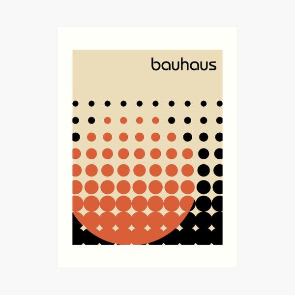 Bauhaus #29 Art Print