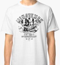 Minutemen Of The Commonwealth Classic T-Shirt