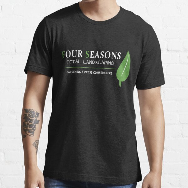 Four Seasons Total Landscaping,GARDENING & PRESS CONFERENCES Essential T-Shirt