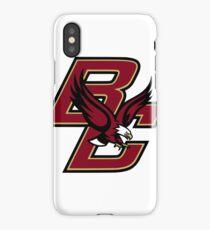 Boston College Eagles logo iPhone Case/Skin