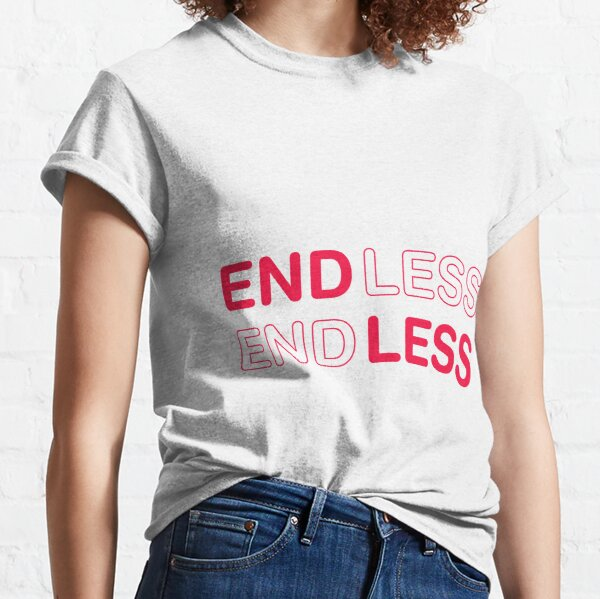 ENDLESS love movie. Pink. Classic T-Shirt