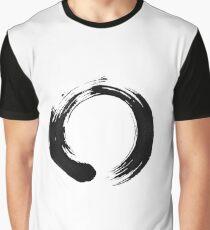 Enso Grafik T-Shirt