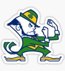 Fighting Irish Notre Dame Sticker