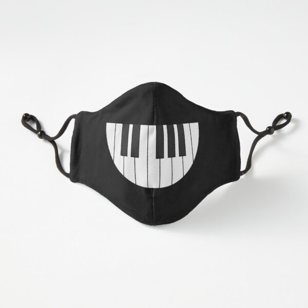 Piano Smile Fitted 3-Layer