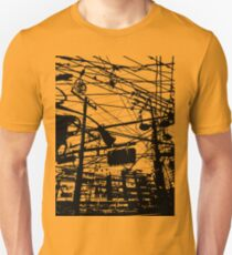 telephone poles 2 T-Shirt