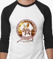 Oh Damn Entertainment Merchandise Men's Baseball ¾ T-Shirt