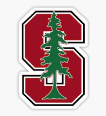 Stanford Ivy League Logo Sticker