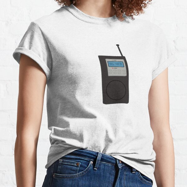 Phasmophobia Spirit Box - Hohe Qualität Classic T-Shirt