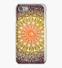 Cellular Geometry - Laughter  iPhone Case/Skin