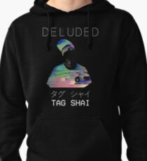 T A G   S H A I - [D]ELUDED Pullover Hoodie