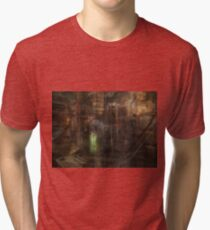 Industrial Decay Tri-blend T-Shirt