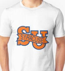 Syracuse Orange University Blue Unisex T-Shirt