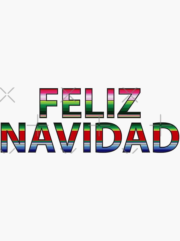 Feliz Navidad by that5280lady