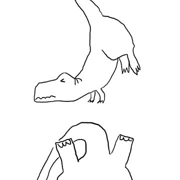 Dino handstands pile up by hannahsmetana