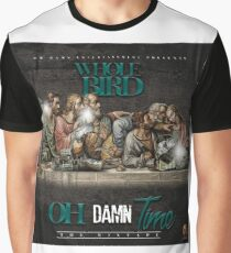 Oh Damn Time Apparels  Graphic T-Shirt