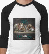 Oh Damn Time Apparels  Men's Baseball ¾ T-Shirt