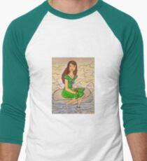 Irish Blessings Men's Baseball ¾ T-Shirt