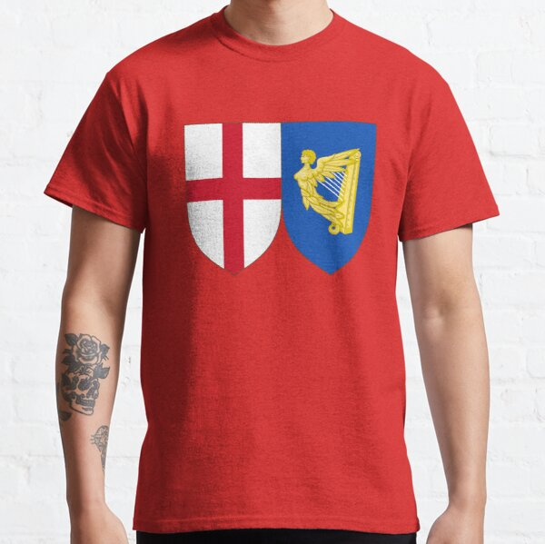 Arms of the Commonwealth of England Classic T-Shirt
