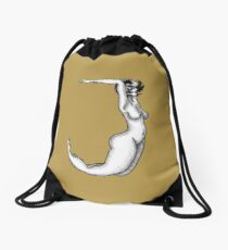 J Drawstring Bag