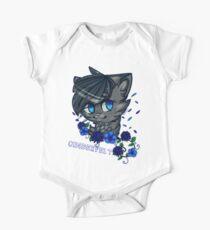 Body de manga corta para bebé Cinderplet Warrior Cats