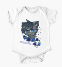 Cinderplet Warrior Cats One Piece - Short Sleeve