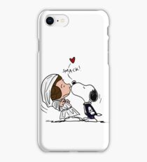 Snoopy Lucy Star Wars iPhone Case/Skin