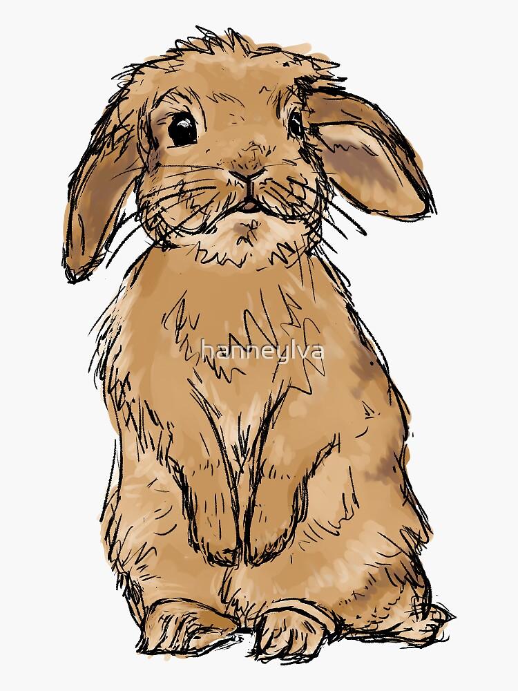 Conejo sin estandarte de hanneylva