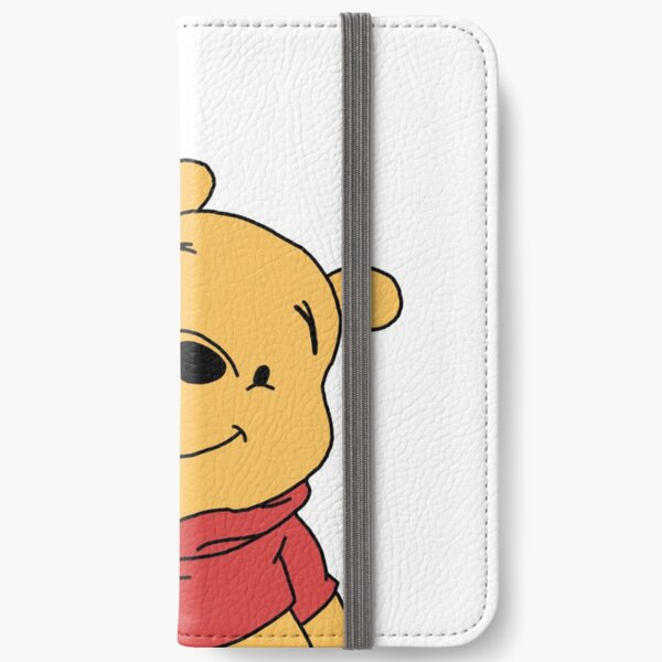 Pooh iPhone Wallet