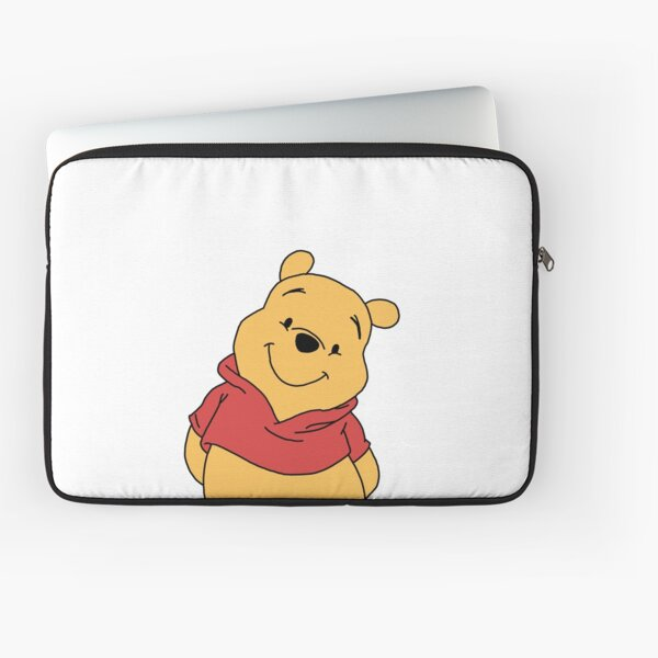 Laptop Sleeve Case Multi Size Cute Winnie The Pooh Notebook Computer Protective Bag Tablet Briefcase Carrying Bag,10 Inch
