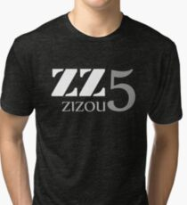 Zizou Tri-blend T-Shirt