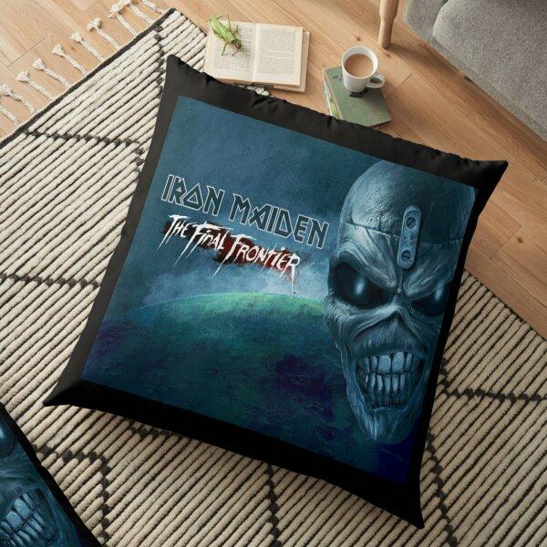 best buy iron maiden's,popular music,English heavy metal band Floor Pillow