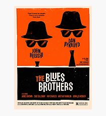 classic movie : The Blues Brothers Photographic Print