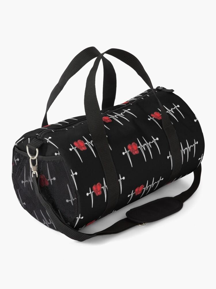 Alternate view of Boxing Heartbeat Duffle Bag