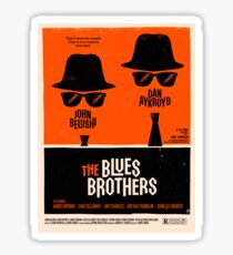 classic movie : The Blues Brothers Sticker