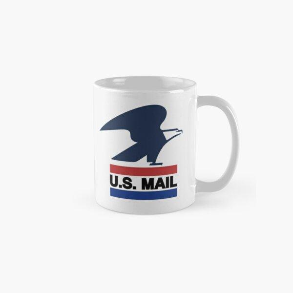 United States Postal Service -- Classic U.S. Mail Logo 1970 - 1993 Classic Mug