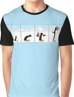 The penguin evolution Graphic T-Shirt