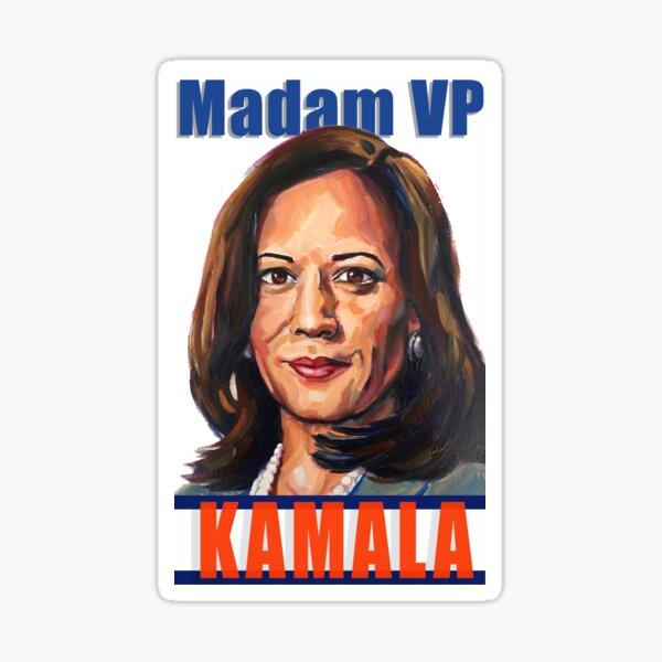 Kamala MVP Sticker