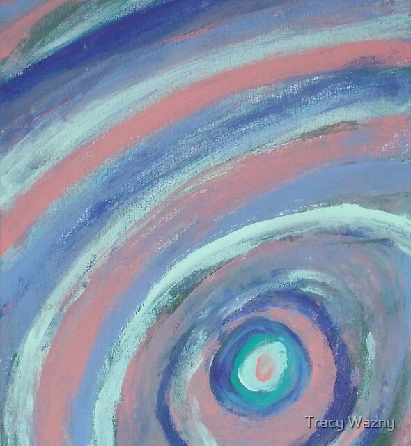 Emotional Tidal Wave by Tracy Wazny