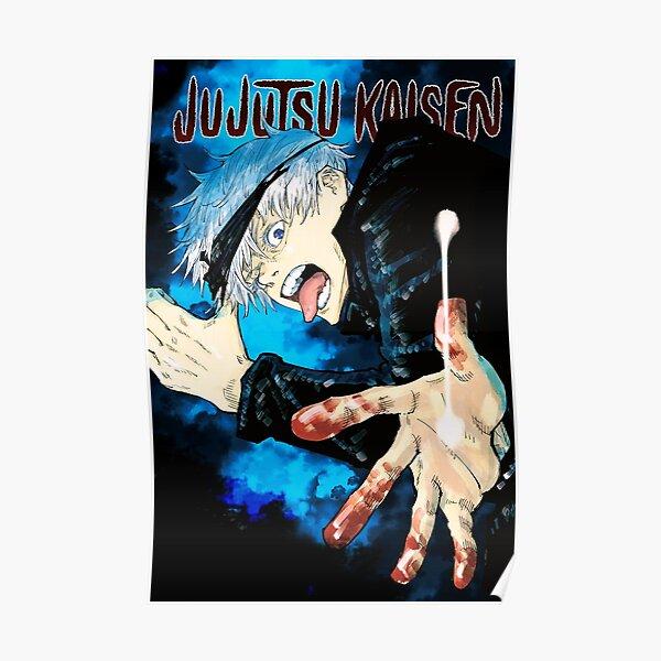 Jujutsu Kaisen Cover - Gojo Satoru Poster