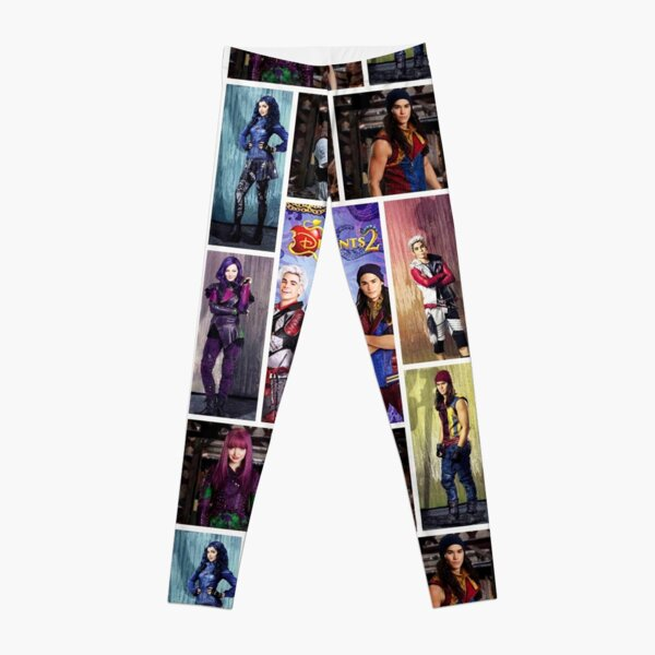 descendants collages Leggings