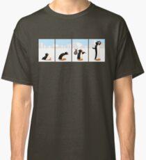 The penguin evolution Classic T-Shirt
