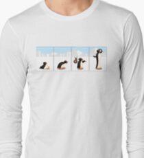 The penguin evolution T-Shirt
