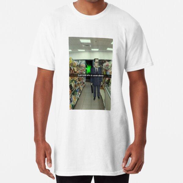 GMAN A LOS SIETE ONCE Camiseta larga