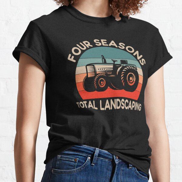 Four Seasons Total Landscaping Classic T-Shirt
