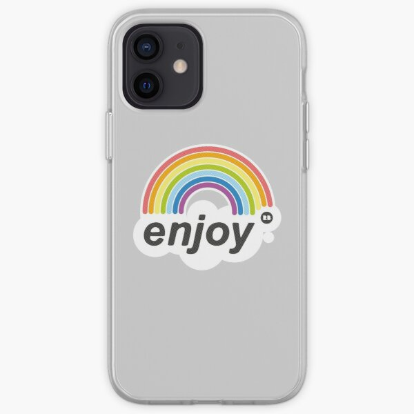 enjoyRB Rainbow iPhone Soft Case