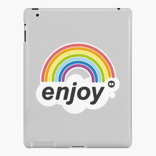 enjoyRB Rainbow iPad Snap Case