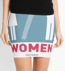 Women Men Mini Skirt